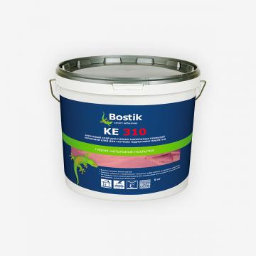 Bostik KE 310 (6 кг) экономичный акриловый клей для гибких напольных покрытий