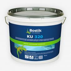 Bostik KU 320 (20 кг) универсальный акриловый клей для гибких напольных покрытий