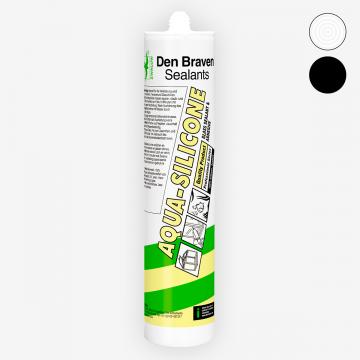 Den Braven Aqua-Silicone (300 мл) силіконовий клей-герметик для акваріумів
