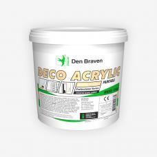 Den Braven Deco Acrylic (15 кг) универсальный акриловый герметик