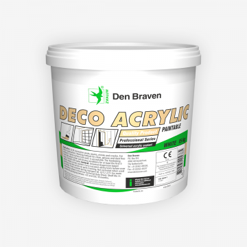 Den Braven Deco Acrylic (15 кг) універсальний акриловий герметик