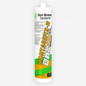 Den Braven Montagefix-N (300 мл) универсальный клей для быстрого крепежа