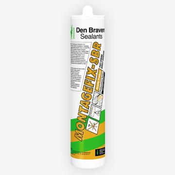 Den Braven Montagefix-SBR (300 мл) универсальный каучуковый клей