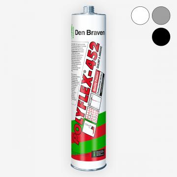 Den Braven Polyflex-452 (300 мл) высокомодульный полиуретановый клей-герметик