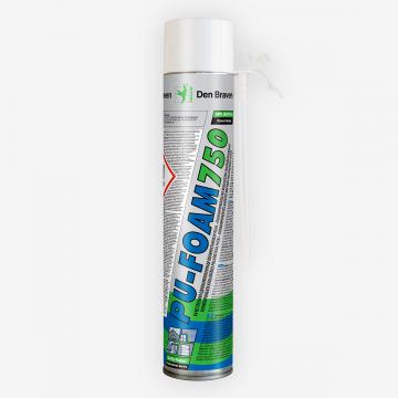 Den Braven PU-Foam 750 HH (750 мл) ручная пена
