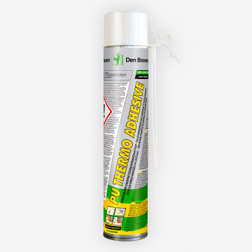 Den Braven PU Thermo Adhesive HH (750 мл) ручная клей-пена