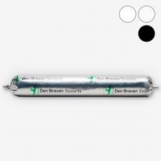 Den Braven Silicone-NO (600 мл) нейтральный санитарный силиконовый герметик