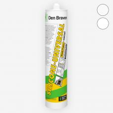 Den Braven Silicone-Universal Sanitary (280 мл) санитарный силиконовый герметик