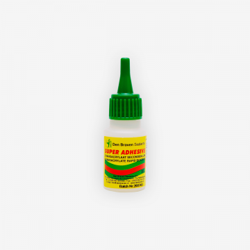 Den Braven Super Adhesive (20 г) супер-клей цианоакрилатний